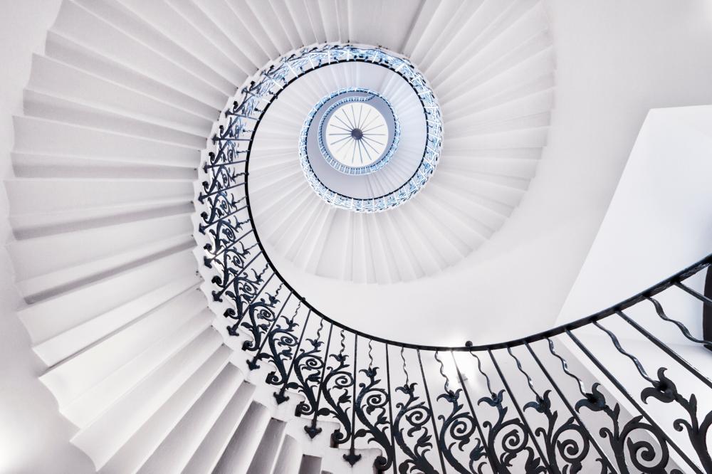 Tulip Staircase Marzena Grabczynska