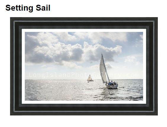 Desiderio_Setting Sail