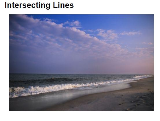 Henig_Intersecting Lines