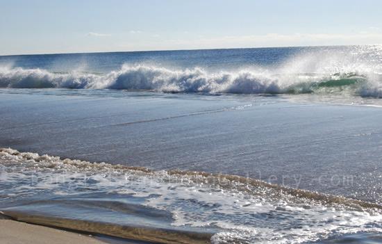 Iridescent Waters