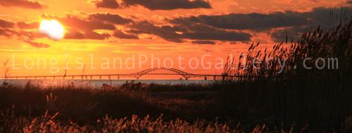 Heckscher Sunset