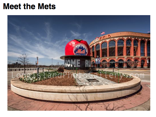 """Meet The Mets"" Photographer: Linda Karlin"