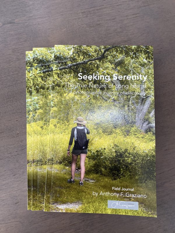 Seeking Serenity - the True Nature of Long Island a photographic journey of discovery Field Guide by Anthony Graziano
