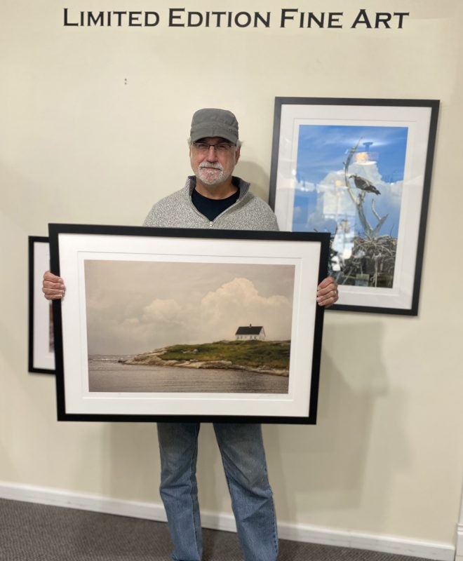 Harbor House by Jim Sabiston - Limited Edition 2/10 $1,200 - 1(888) 600-5474
