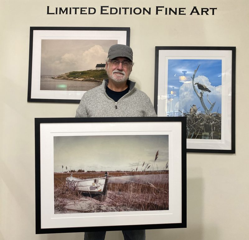 Towd Point Study I by Jim Sabiston - Limited Edition 1/10 $1,200 - 1(888) 600-5474
