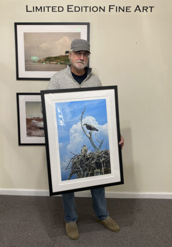 Fledgling by Jim Sabiston - Limited Edition 1/10 $1,200 - 1(888) 600-5474