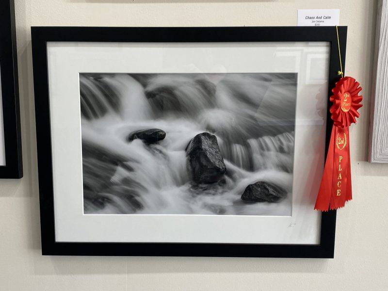 Chaos and Calm by Joe Cintorino | Available at Long Island Photo Gallery