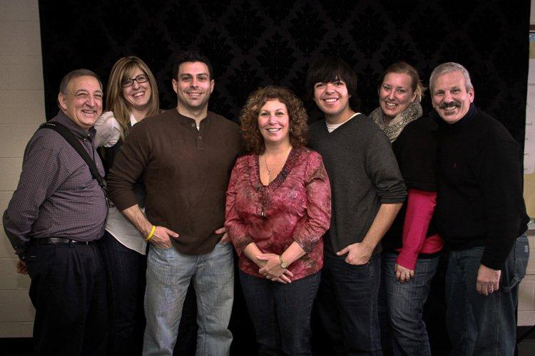 Help-Portrait Long Island Team, 2010