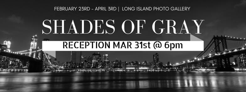 Shades Of Gray Exhibit Reception