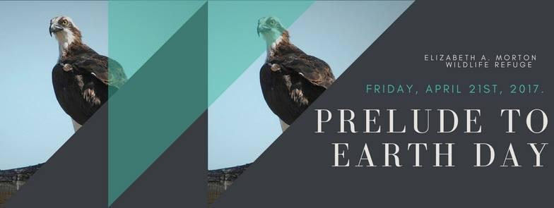 A Prelude To Earth Day - Elizabeth A. Morton Wildlife Refuge