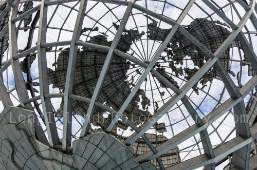 The Unisphere by Laura Bode