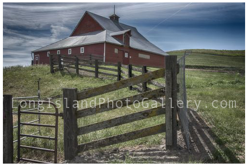 Chastin_Barn and Fence