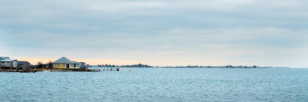 Jim Sabiston's 'Island' Series