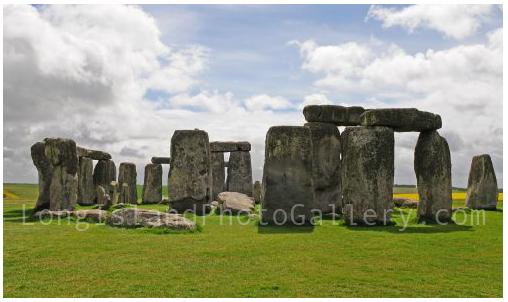 Stonehenge by Ira Marder