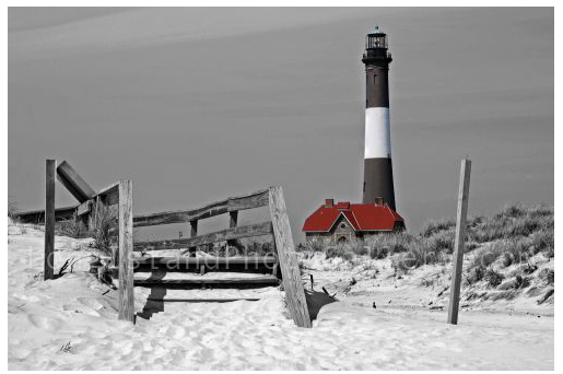 """""""Fire Island Lighthouse"""" by Anthony Auciello"""