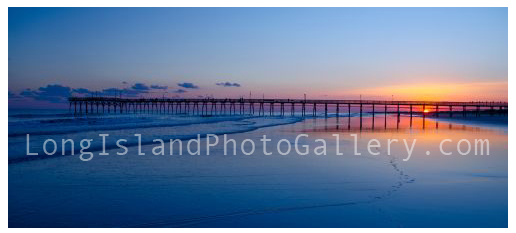 Beautiful N.C. Sunset by Rick Hoberg