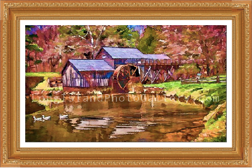 The Old Mill - Holly Gordon