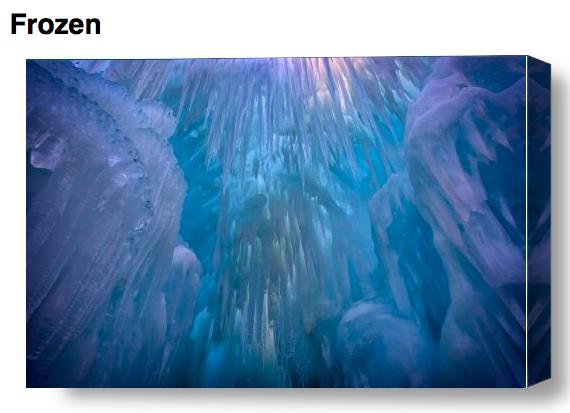 """Frozen"" Photographer: Rick Berk Location: Lincoln, NH"