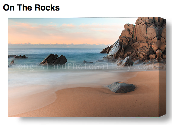 """On The Rocks"" Photographer: Joanne Henig Photography Location: Sunset Beach, Cabo San Lucas, MX"