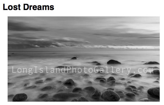 Photographer: Bobby Alan Location: Montauk Point, NY