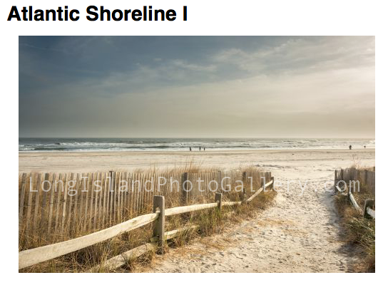 Photographer: Jessica Lempin Location: Atlantic City, New Jersey Description: Down by the beach just off the boardwalk in Atlantic City. Views of the ocean on a calm mid October day.