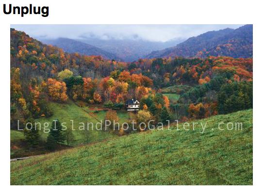 Photographer: Ruben Cosme Title: Unplug