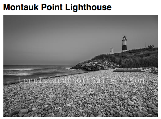 Photographer: Jessica Lempin Date: September, 2017  Location: Montauk Point, Long Island, New York