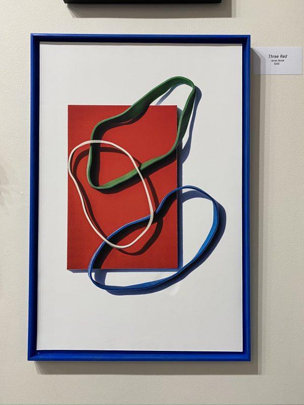 'Three Red' by James Slezak