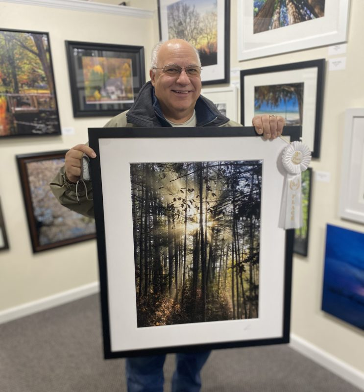Walk with the Light' by Anthony Graziano | Available at Long Island Photo Gallery