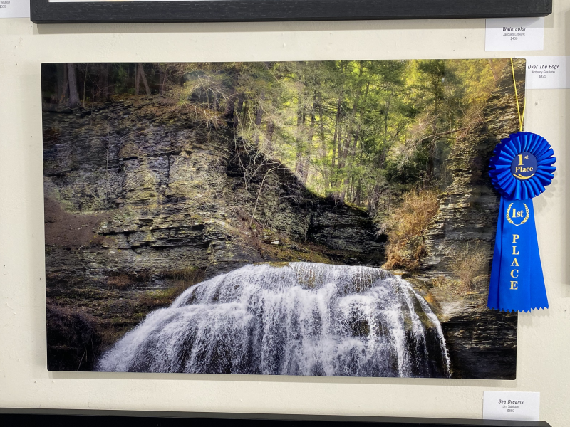 Over The Edge by Anthony Graziano   Available at Long Island Photo Gallery