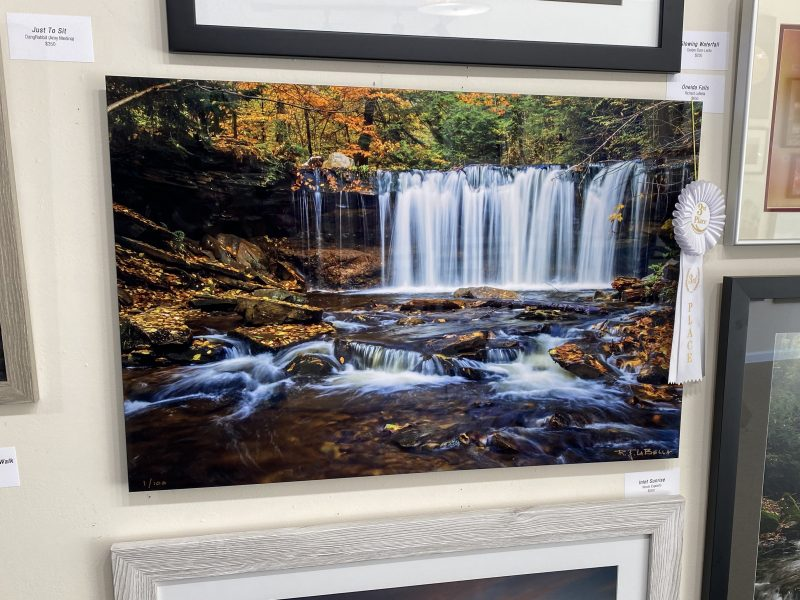 Oneida Falls by Rich LaBella   Available at Long Island Photo Gallery
